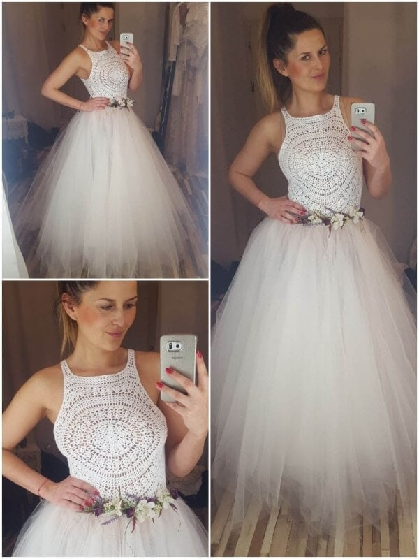 collage suknia slubna 9 1 Custom made wedding dresses
