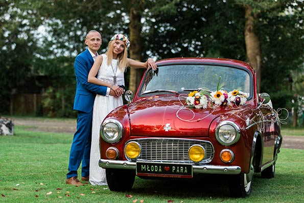 suknia ślubna aga My brides