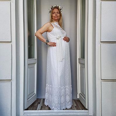 suknia ślubna dla ciężarnej 1 My brides
