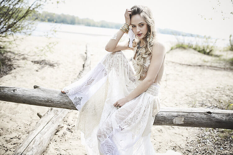 suknia ślubna lookbook The Boho Dresses