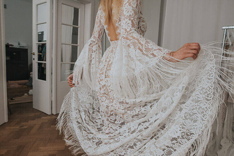 suknie ślubne kolekcje2 The Boho Dresses perfect wedding dresses