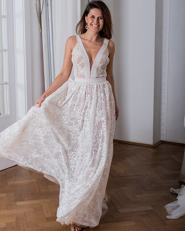 suknia slubna porto 1 przod 2 2 1 Porto wedding dresses collection
