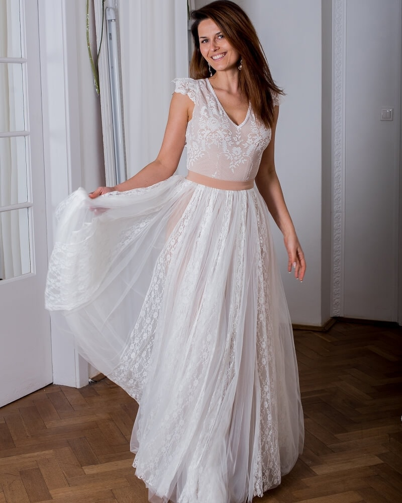 suknia slubna porto 2 przod 2 1 Porto wedding dresses collection