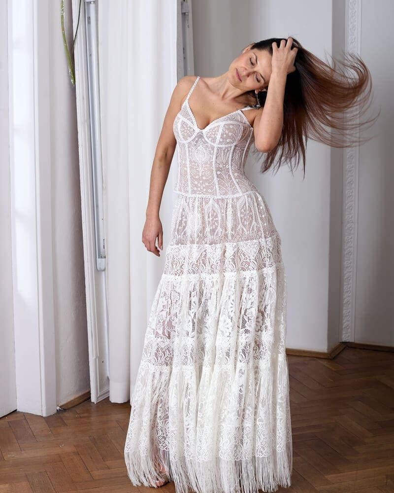 suknia slubna porto 20 przod 1 Porto wedding dresses collection