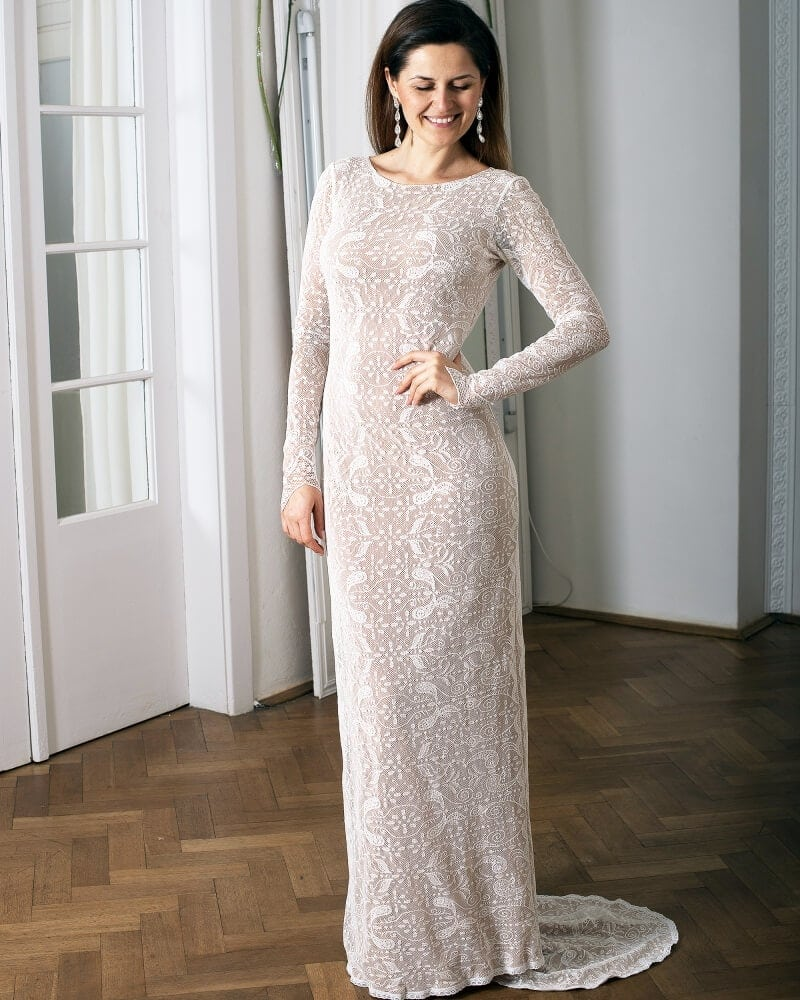 suknia slubna porto 6 przod 1 Porto wedding dresses collection