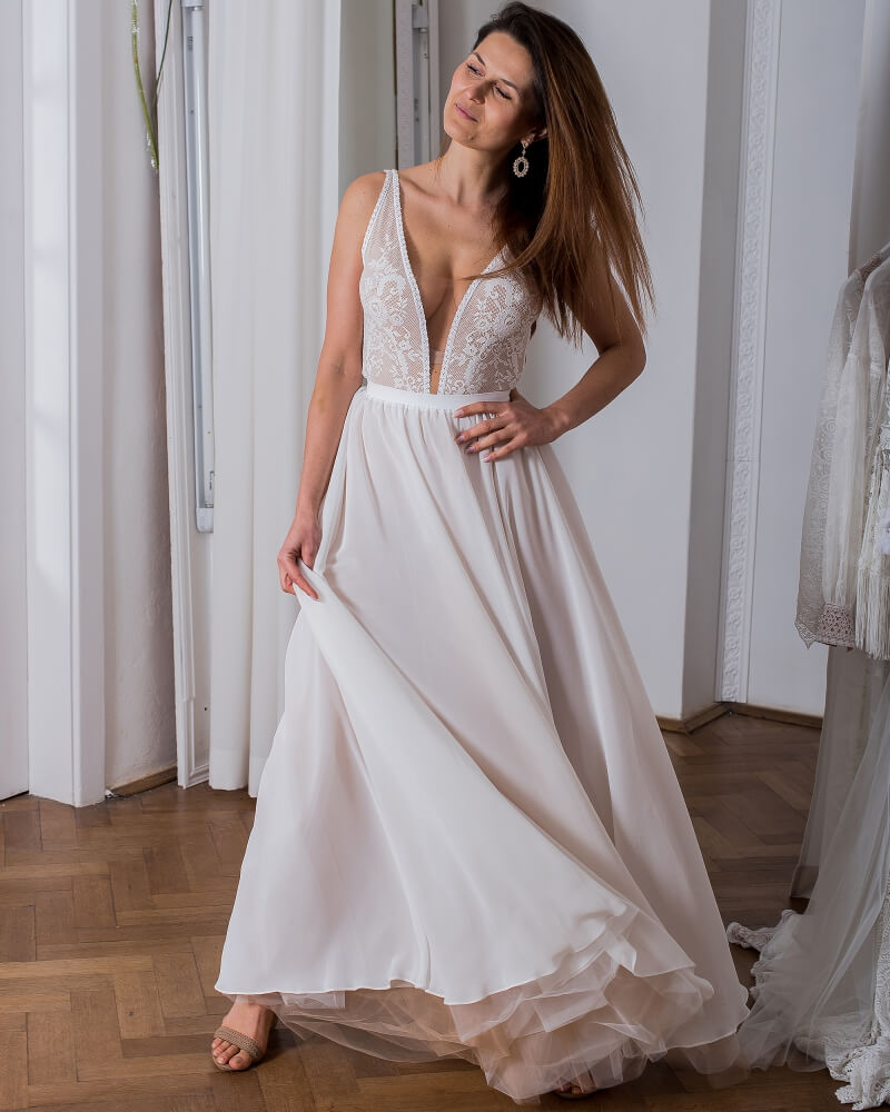 suknia slubna porto 9 przod 2 1 Porto wedding dresses collection