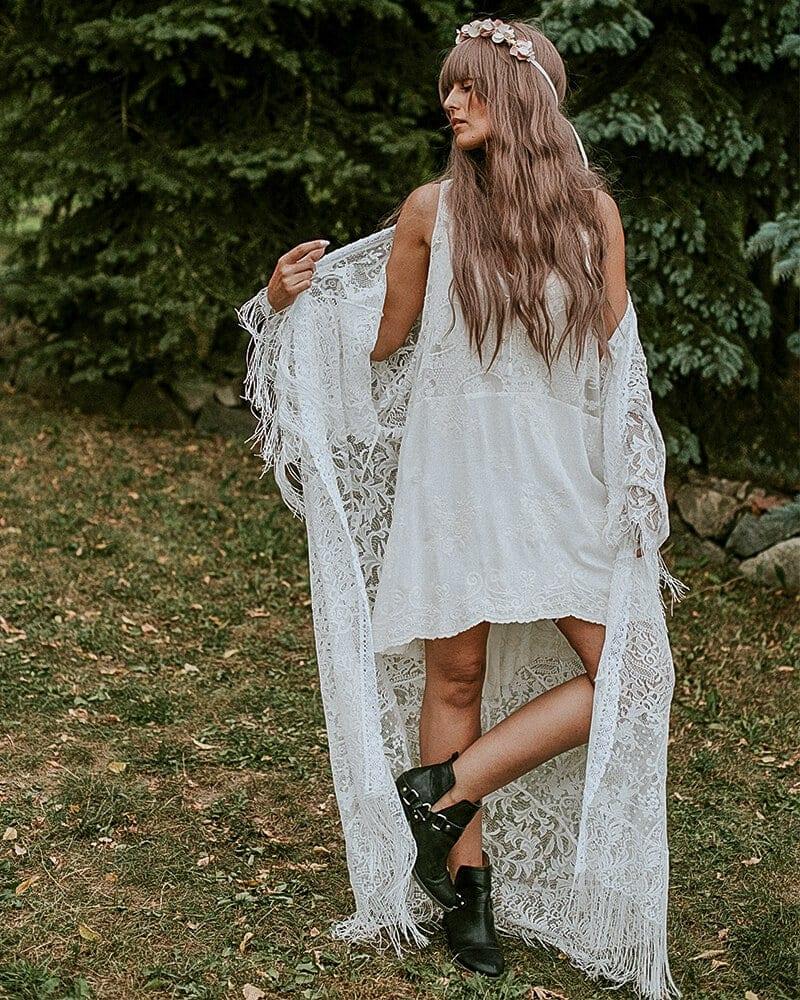 Króka sukienka wizytowa w stylu boho Barcelona 12 header Barcelona wedding dresses