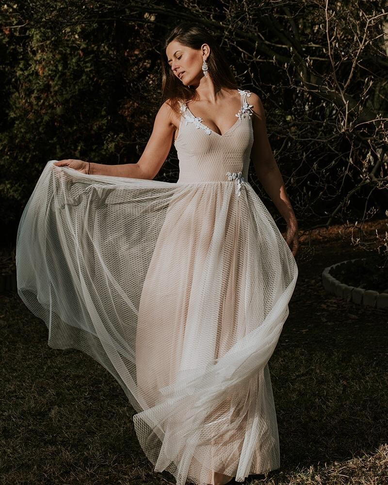 suknia ślubna tiulowa spódnica barcelona 18 header Barcelona wedding dresses