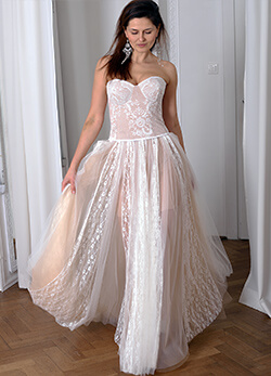 opcja 1 Venezia collection wedding dress no. 1