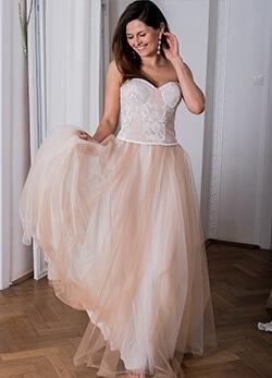 opcja 2 Venezia collection wedding dress no. 1