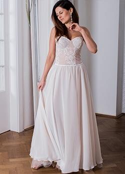 opcja 3 Venezia collection wedding dress no. 1