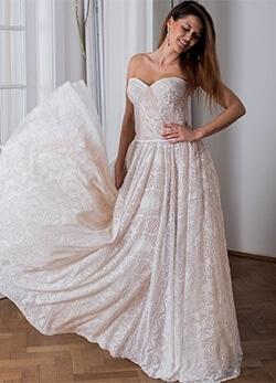 opcja 4 Venezia collection wedding dress no. 1
