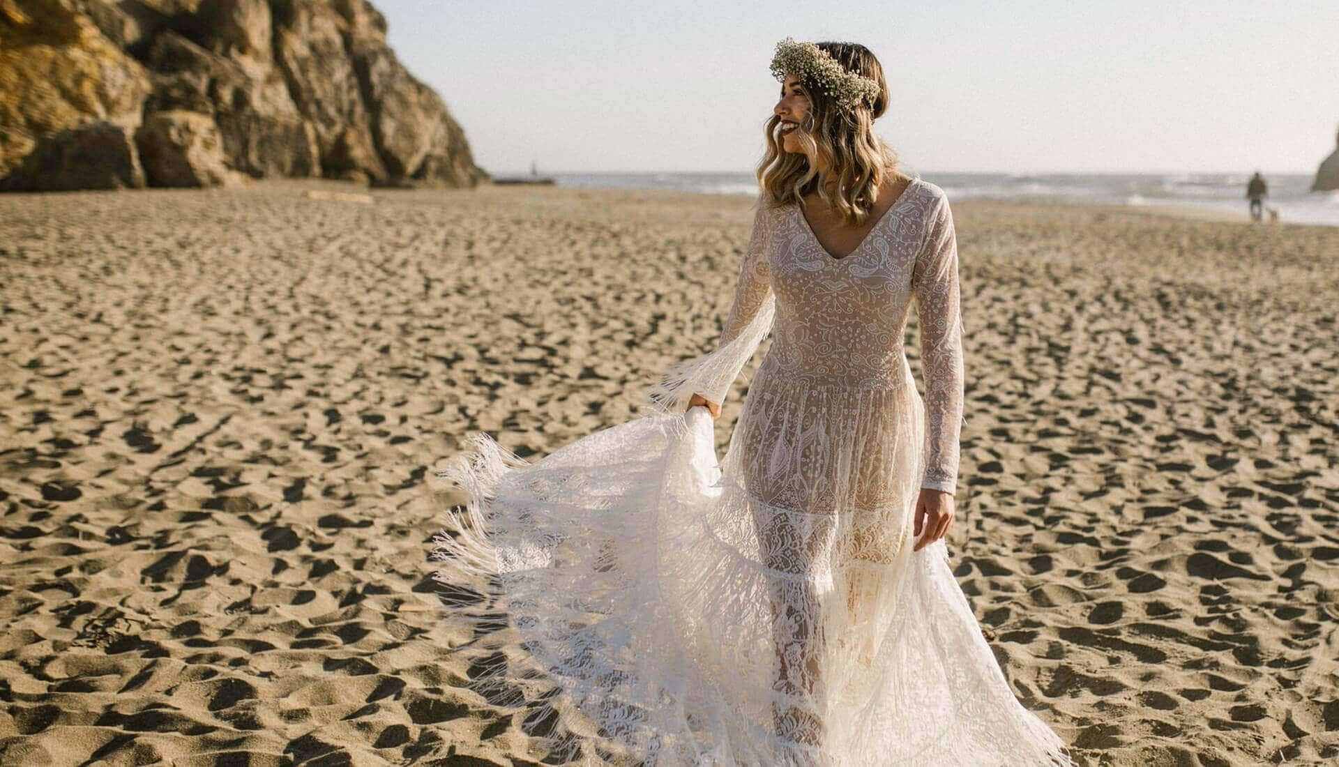 suknieboho The Boho Dresses perfect wedding dresses