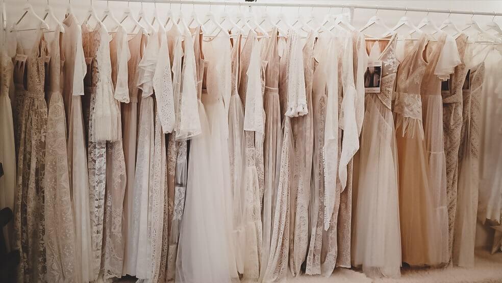 salon sukien ślubnych The Boho Dresses perfect wedding dresses